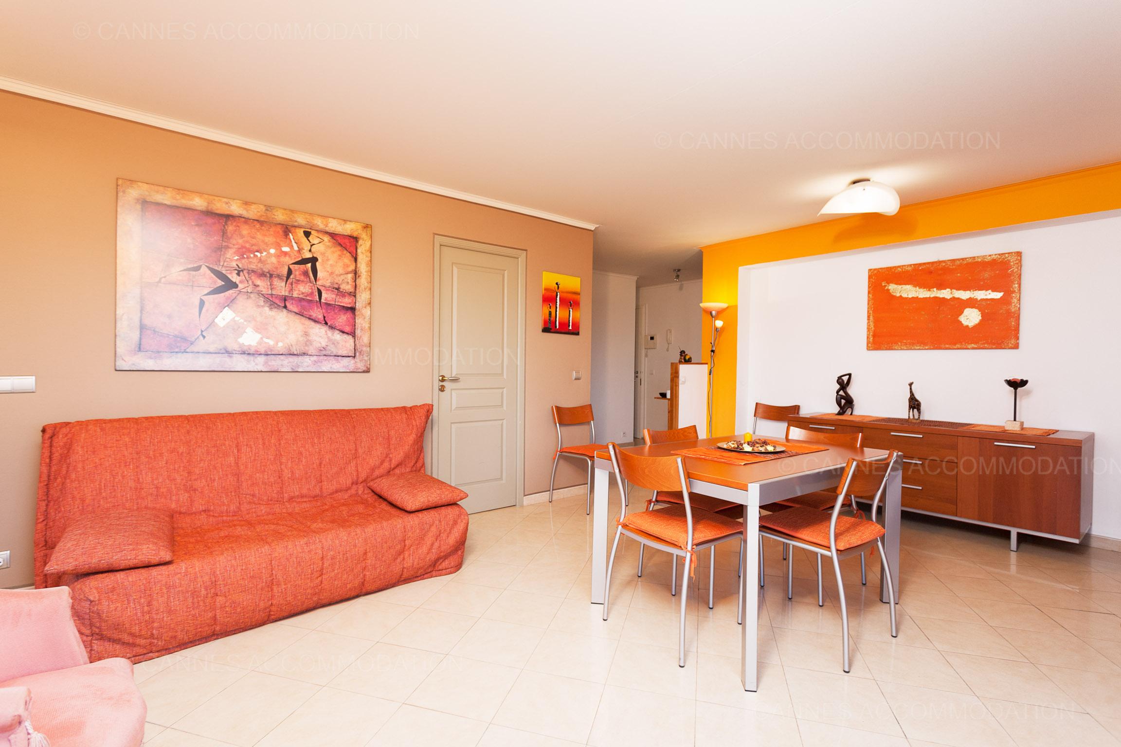 Appartement 2 chambres louer cannes secteur carlton for Hotel martinez cannes tarifs chambres
