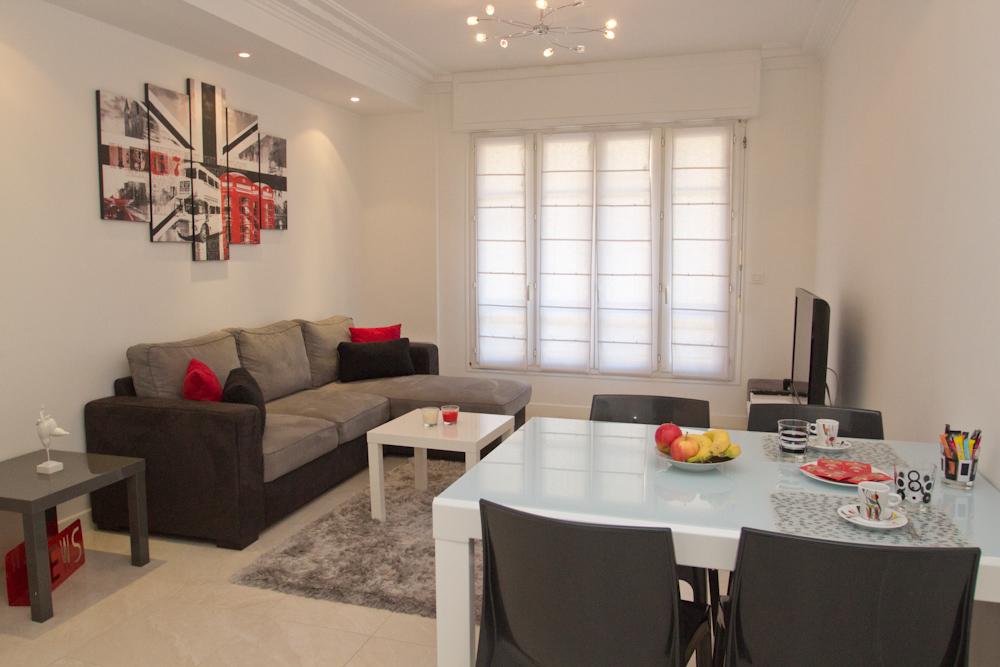 Appartement 2 chambres louer cannes secteur carlton for Prix chambre carlton cannes