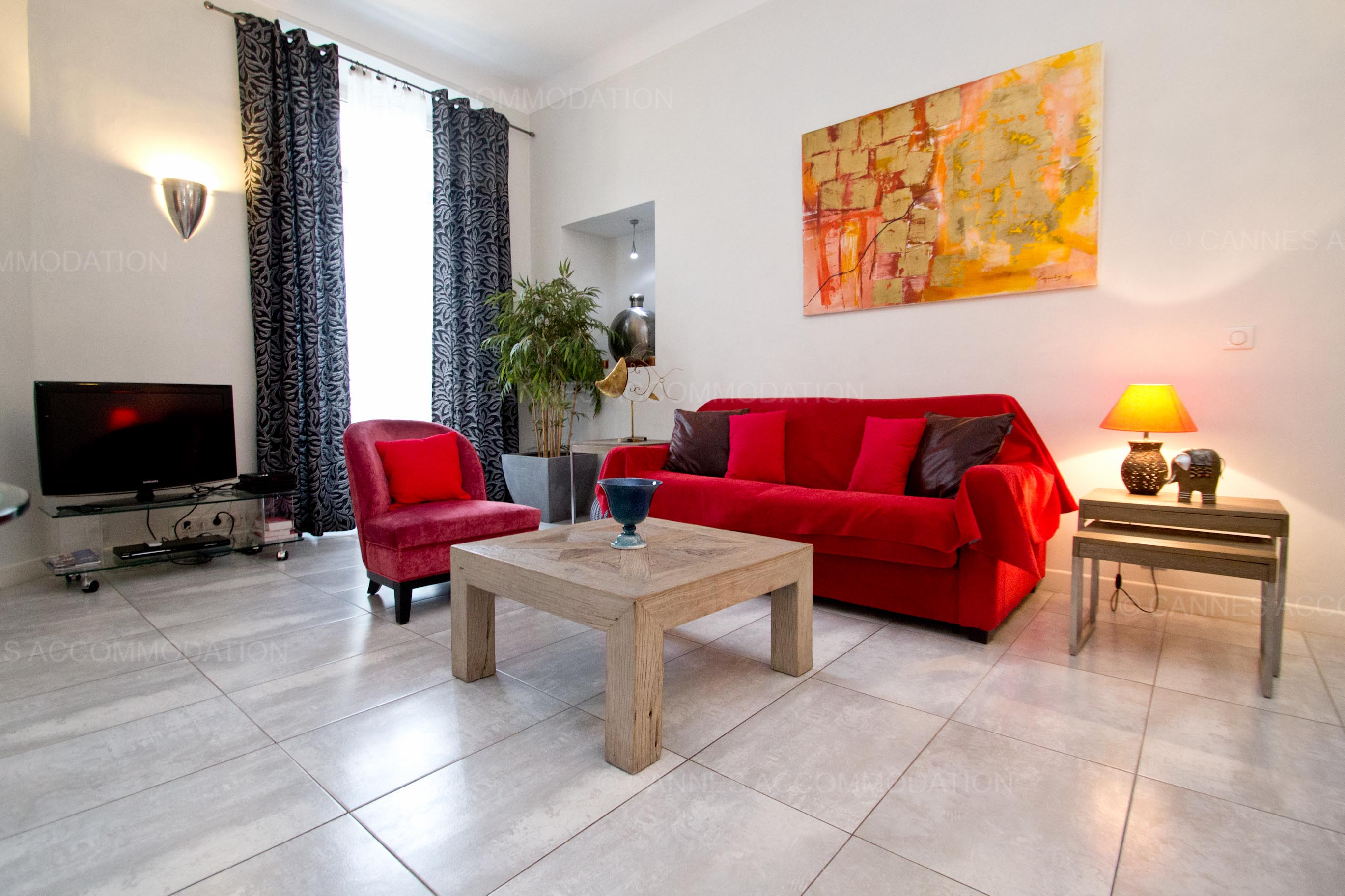 Appartement 1 chambre louer cannes secteur carlton martinez colombe cannes accommodation - Prix chambre carlton cannes ...