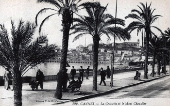 Cannes in 1914