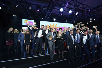 MAPIC 2015 awards