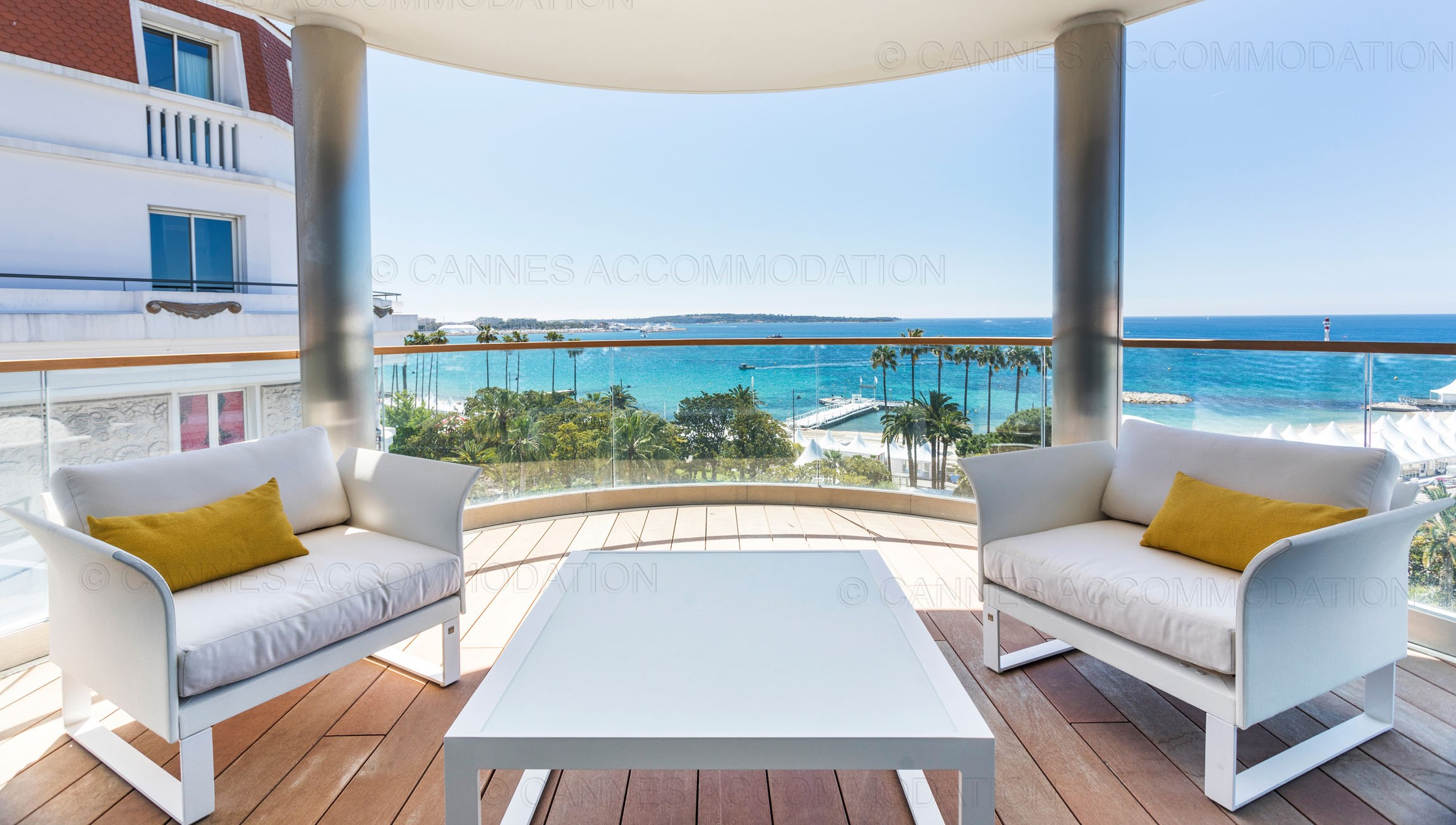 Cannes Accommodations CONDITIONS SPECIALES COVID19