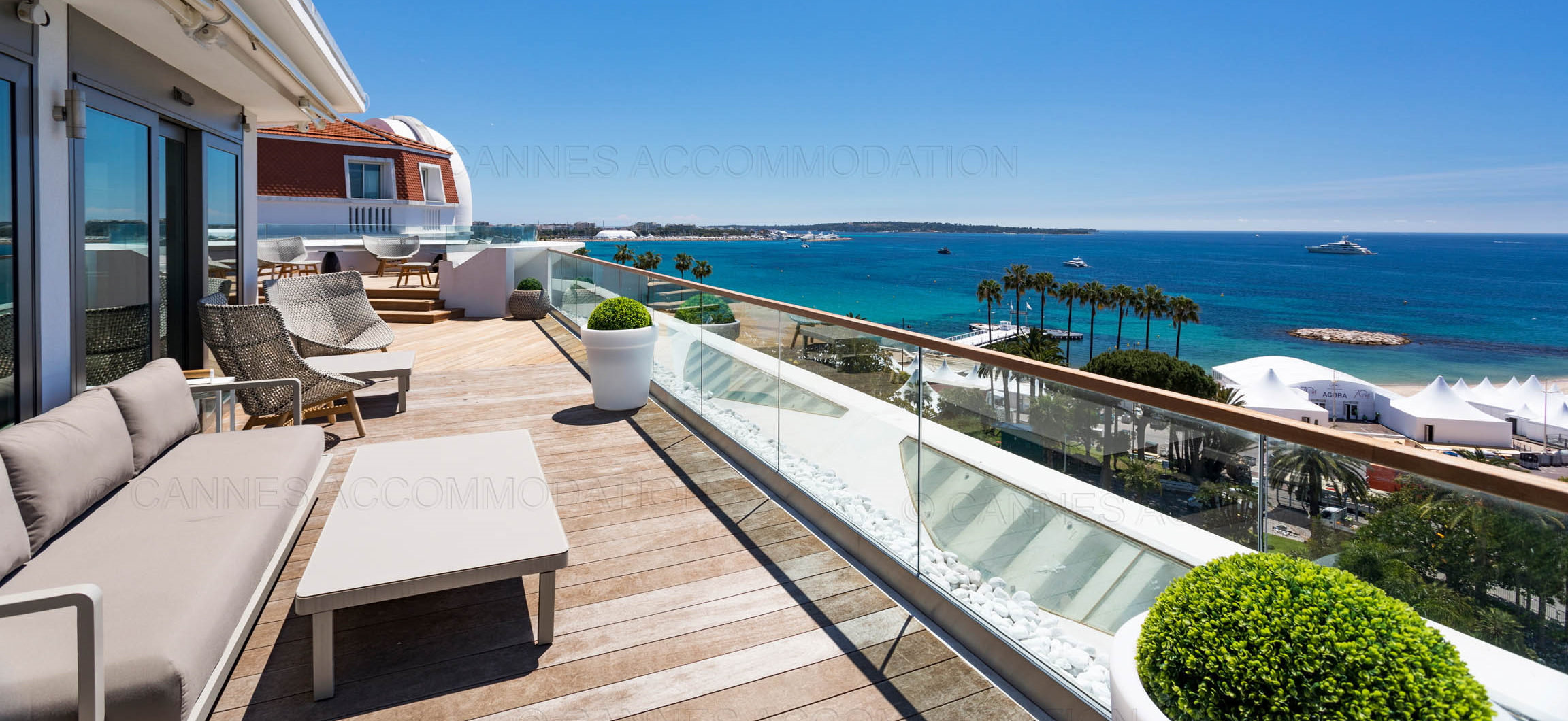Cannes Accommodations 7 advantages for you of renting a Cannes apartment