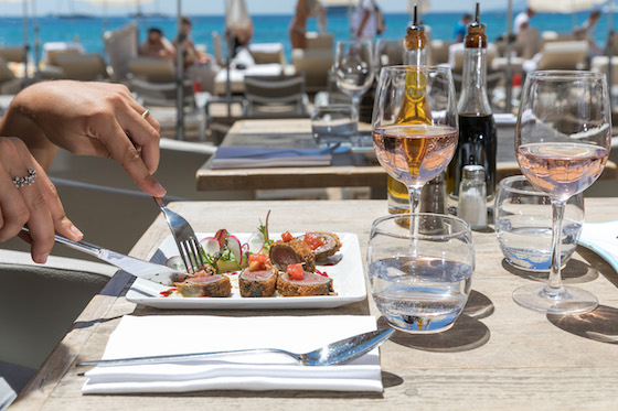 Cannes Accommodations Cannes restaurants - Advice and selection of good addresses