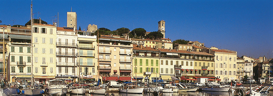 Tourisme d'afaires à Cannes Accommodations