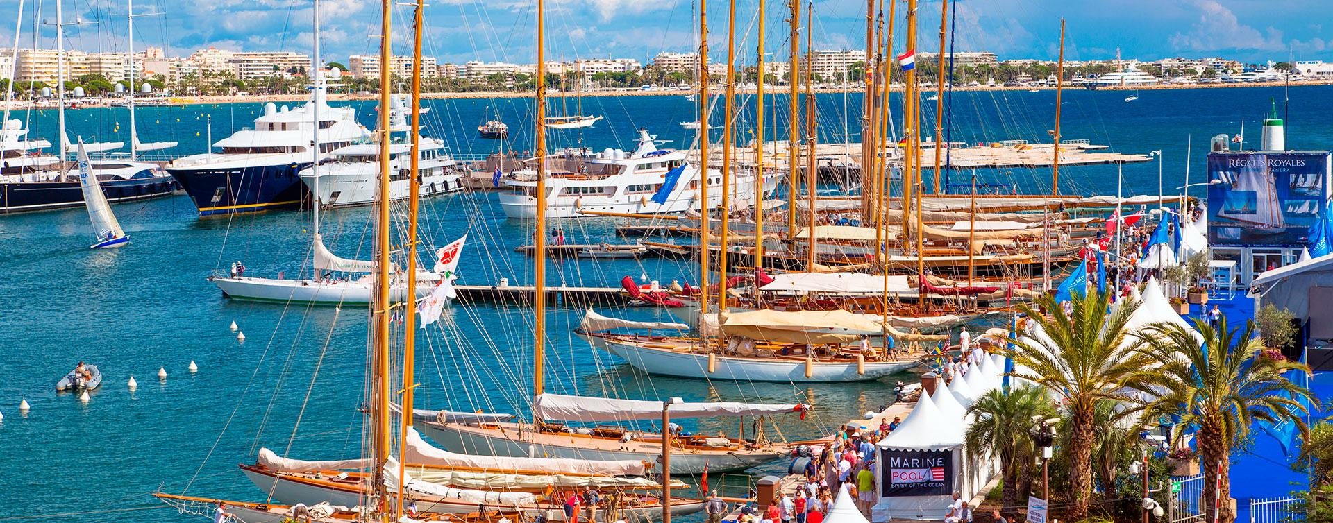 Cannes Yachting Festival 2021 rentals