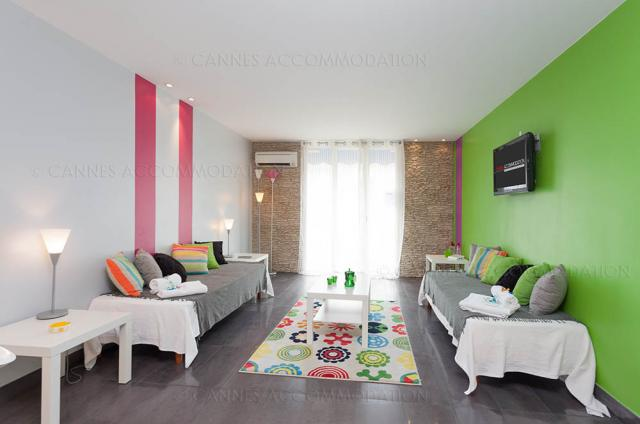 Location appartement Cannes Lions 2020 J -154 - Details - Wal